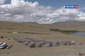 Археолог Николай Смирнов об итогах полевого сезона 2011 в Долине царей
