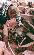 Экспедиция Константина Чугунова обнаружила в Туве захоронения скифских воинов
