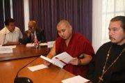 В Калмыкии презентовали книгу об истории буддизма в СССР и постсоветской России