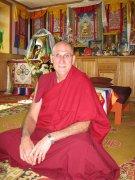 В Туву приедет американский врач и буддийский монах Барри Керзин