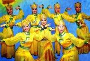 Тувинский ансамбль «Саяны» отправился покорять Южную Корею