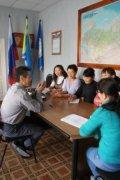 Тувинский и Ховдский госуниверситеты обменялись студентами