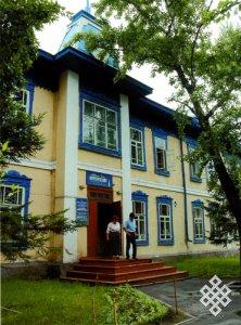 Национальной библиотеке Тувы - 80 лет