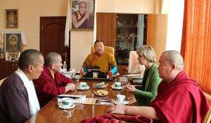 Камбы-лама Республики Тува: «Калмыкия будет нашим духовным ориентиром»