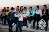 Дети Монголии: жизнерадостные.
