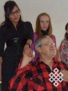 В Кызылском пединституте ТувГУ прошел мастер-класс «Я — гордость»