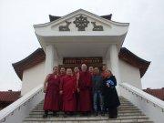 Барри Керзин: «В тувинцах генетически заложена глубокая вера в Учение Будды»