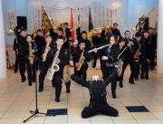Духовой оркестр Правительства Тувы представил Россию на форуме в Риге