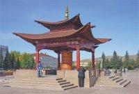 Ученые Тувы предлагают установить на площади Арата бюст первого тувинского профессора — филолога Шулуу Сата