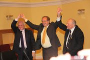 В МосГУ состоялось Оргсобрание членов Русской секции Международной академии наук