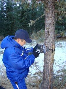 В Саянах стартовала экспедиция по изучению мест обитания снежного барса