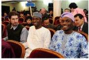 Нигерийская свадьба в Тувинском госуниверситете