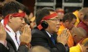 Далай-лама дал благословение проекту строительства нового большого храма в Туве
