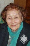 Жизнь, ставшая историей. Наталье Ажикмаа-Рушевой - 85!