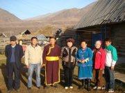 Научная экспедиция ТИГИ в Монголию и Китай