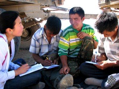 Цивилизационная идентичность Монголии в контексте дихотомии «Восток — Запад»