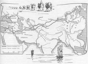Экологический аспект культуры номадов Евразии