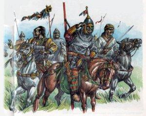 Внутренняя Азия - колыбель Евразийской цивилизации