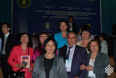 X Международный конгресс монголоведов