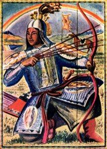Фольклорная экспедиция, посвященная 100-летию со дня записи героического эпоса калмыков «Джангар»