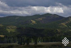 Название леса в тувинском языке в сопоставлении с другими тюркскими языками