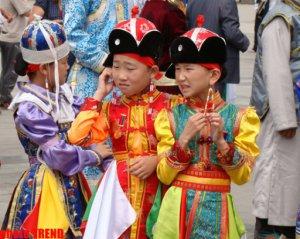 Классики евразийства о традиционном монгольском антропологическом типе