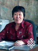 В Туве пройдут I Географические чтения в честь юбилея Светланы Курбатской