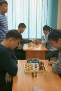 В Тувинском госуниверситете прошел шахматный турнир, посвященный юбилею первого ректора