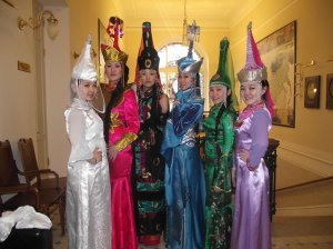 В Санкт-Петербурге открылась выставка «Сокровища Тувы»