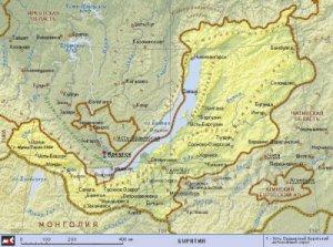 Зачем нужна карта сакральных мест Бурятии