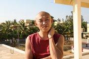 Тувинские монахи, учившиеся в тибетских монастырях, активно участвуют в духовной жизни Тувы