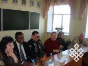 Психологи Тувинского госуниверситета обсуждали с религиозными деятелями особые состояния сознания