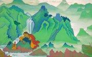 Тувинская легенда о сотворении мира