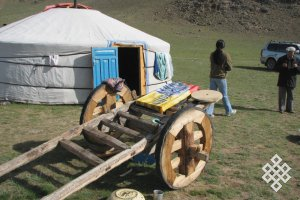 С монгольским уклоном