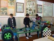 В Туве учрежден грант для образовательных учреждений, реализующих направления технического творчества