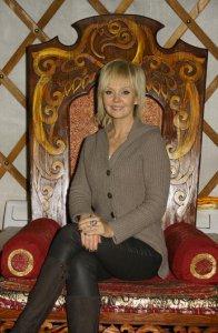 Валерия в Туве дала благотворительные концерты