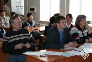 В Туве стартовал региональный этап конференции «Шаг в будущее»