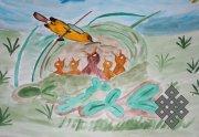 Бай-тайгинские «Цветы мира» стали лауреатами конкурса «Сказки красивого сердца»