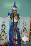 Тувинские студенты Томска успешно выступили на областном конкурсе «Радуга»
