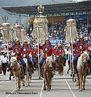 Президент Монголии Цахиагийн Элбэгдоржа: «Мы не собираемся никого учить. Но нам есть, чем поделиться с другими!»