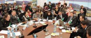 Фестиваль Устуу-Хурээ был представлен на II международном туристическом форуме «Тува: перекресток дорог и культур»