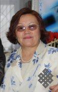 Ульяна Бичелдей: Тувинцы поклонялись тэнгрианским культам