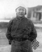 120 лет со дня рождения основателя тувинской государственности Монгуша Буян-Бадыргы