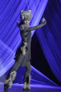 Ансамбль «Саяны» представил зрителям все самое лучшее и яркое