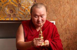 Священные реликвии из собрания Ламы Сопы Ринпоче посетят Туву