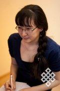 У тувинской литературы — женское лицо?