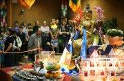 Тэло Тулку Ринпоче о выставке священных буддийских реликвий в Туве