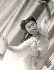 Страницы истории танцевальной культуры Тувы