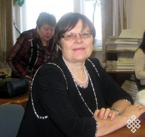 Вклад Людмилы Шаминой в исследования тувинского языка