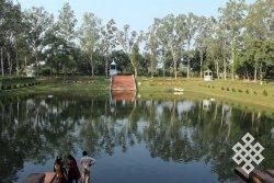 По буддийским священным местам Индии
